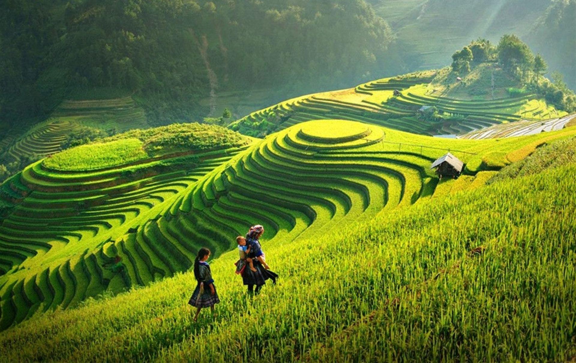 Tour Xuyên Việt 21 ngày