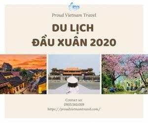 GỢI Ý 6 ĐIỂM DU LỊCH ĐẦU XUÂN HOT NHẤT NĂM 2020